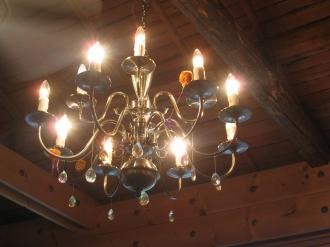 カボチャの照明2