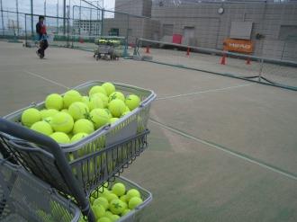 テニスのボール