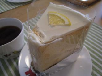 クレオ夫人のシフォンケーキ