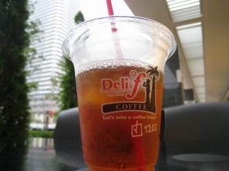 デリドコーヒーのフレーバーティー