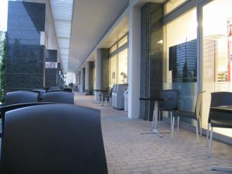 デリドコーヒーの座席