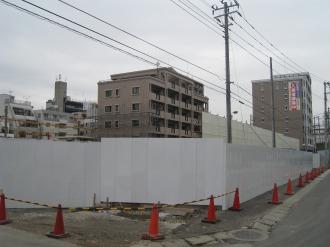 新丸子東3丁目地区B地区・C地区