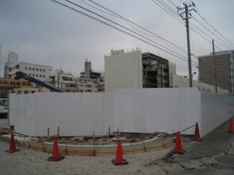 新丸子東3丁目地区 都市計画道路の整備