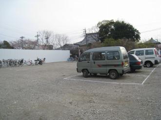 中原消防署跡地