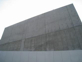 中原変電所の地上施設