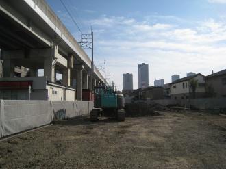 (仮称)武蔵中原駅周辺保育所 建設工事