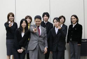 「In Unity2009」実行委員の皆さん