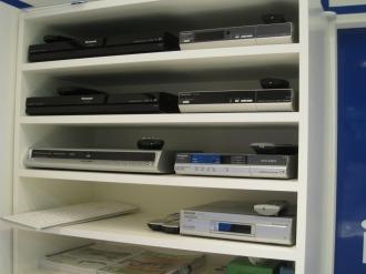 イッツコムデジタル放送対応機器