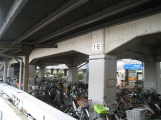 小杉高架橋「16」