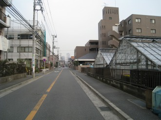 下小田中地区とパークシティ武蔵小杉