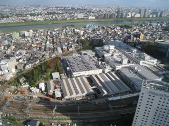 NEC玉川事業場(小杉駅東部地区B地区)