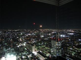 武蔵小杉タワープレイス方面