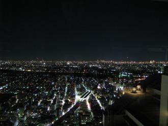 新丸子駅方面