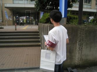 NHKの出口調査