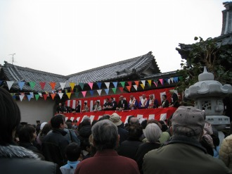 東福寺の境内