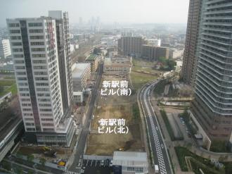 (仮称)武蔵小杉新駅前ビル(南)建設予定地