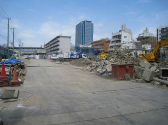 B地区 (仮称)武蔵小杉F1地区分譲マンション用地