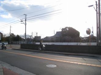 中原消防署旧庁舎跡地