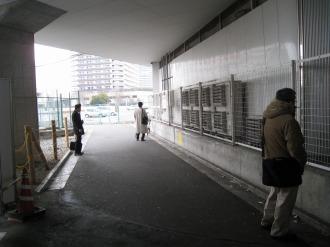 東急線ガード下のタバコスポット